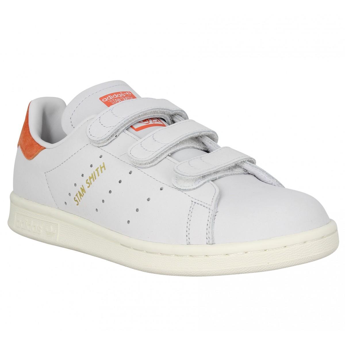 nouveaux styles 8c5f5 2ad9e Chaussures Velour Femme Adidas Stan Smith mPy8n0wOvN