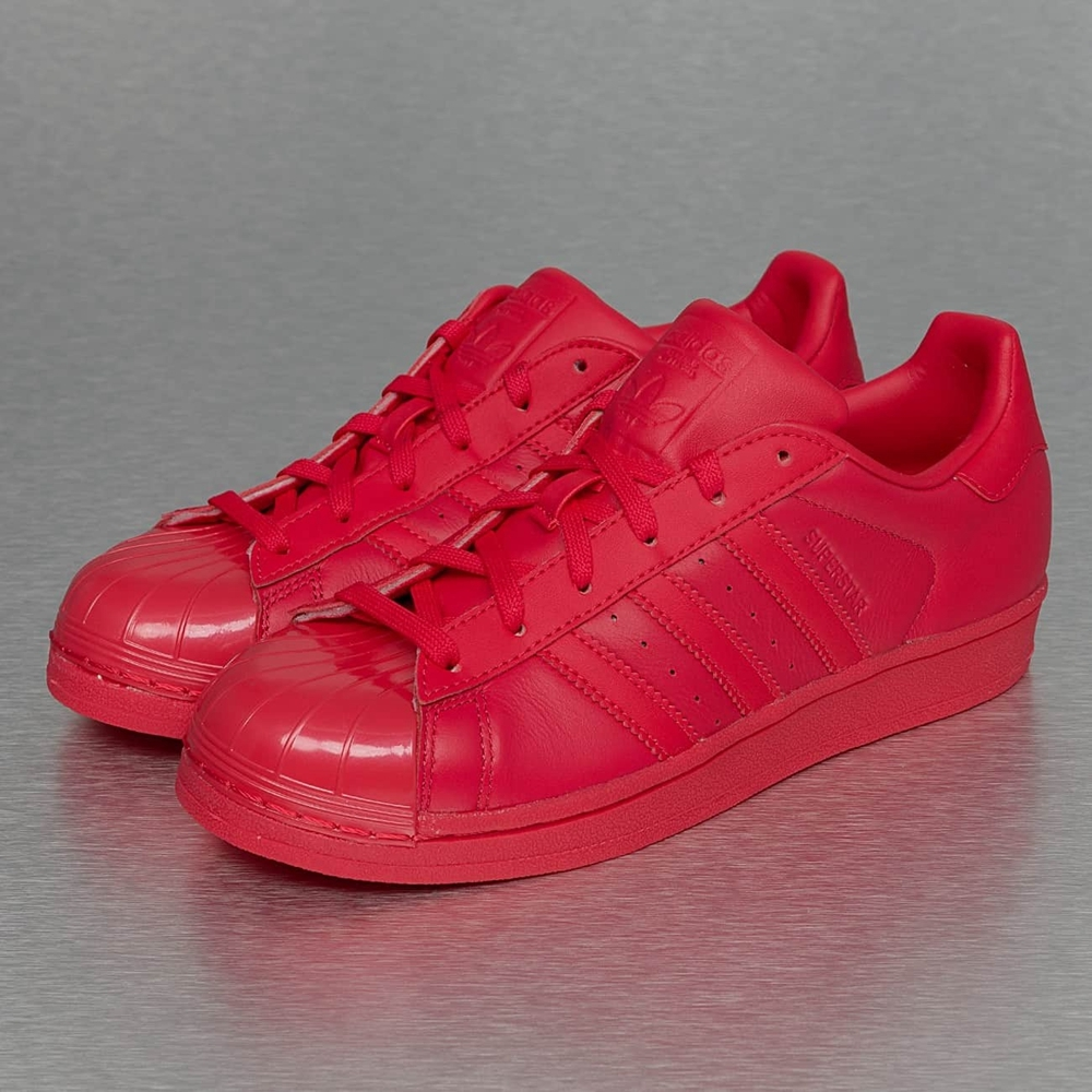 ADIDAS Superstar Glossy Rouge