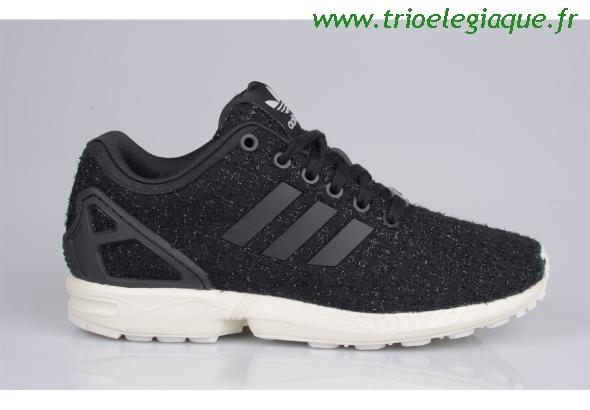 énorme réduction b0f95 eac1a adidas zx flux cuir