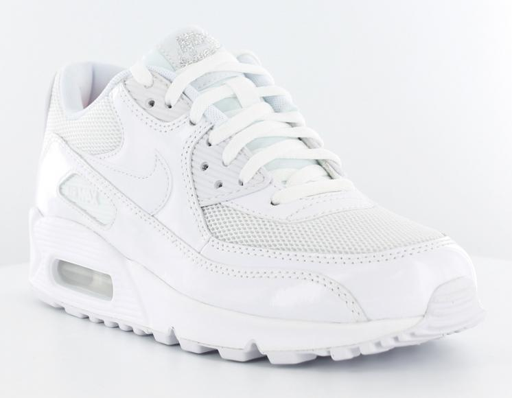 design intemporel 37514 926db air max 90 blanche femme pas cher