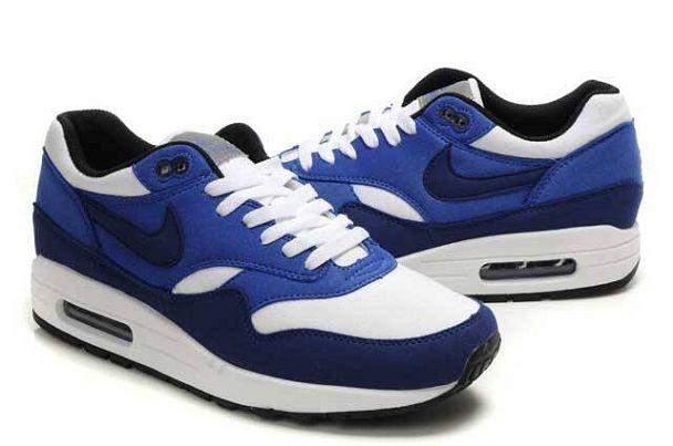 baskets pour pas cher 09f5d af9ef air max bleu et blanc homme