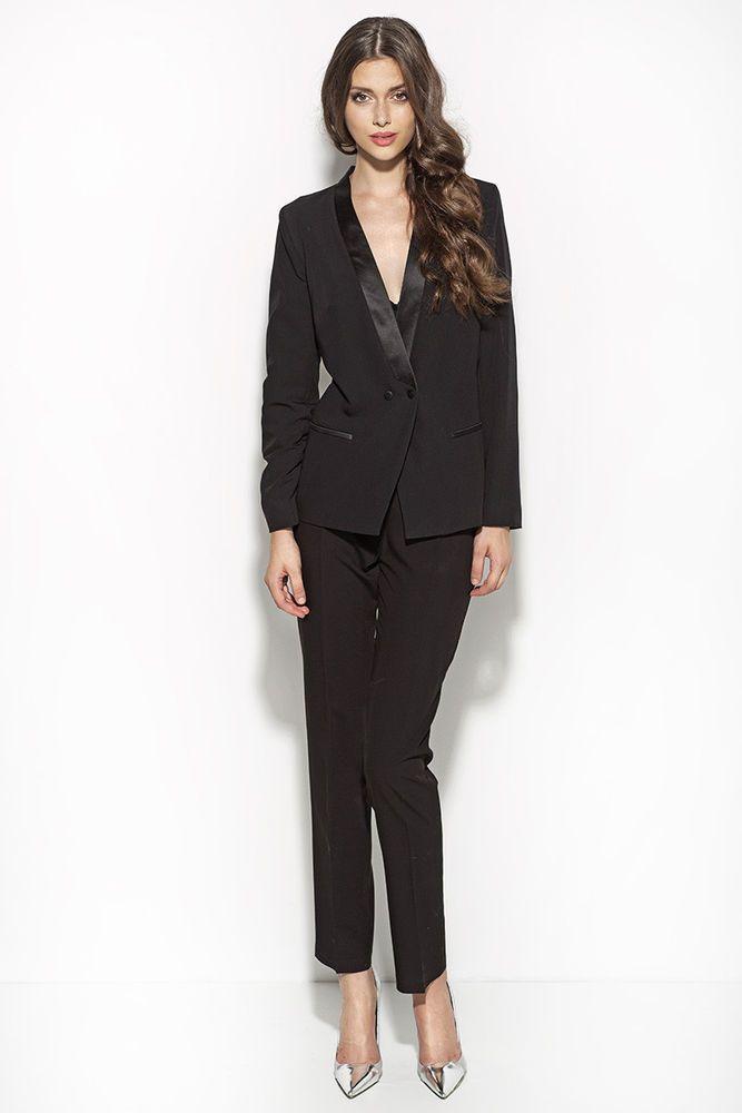 0d331a2a05a5 blazer style smoking femme tabhvsb