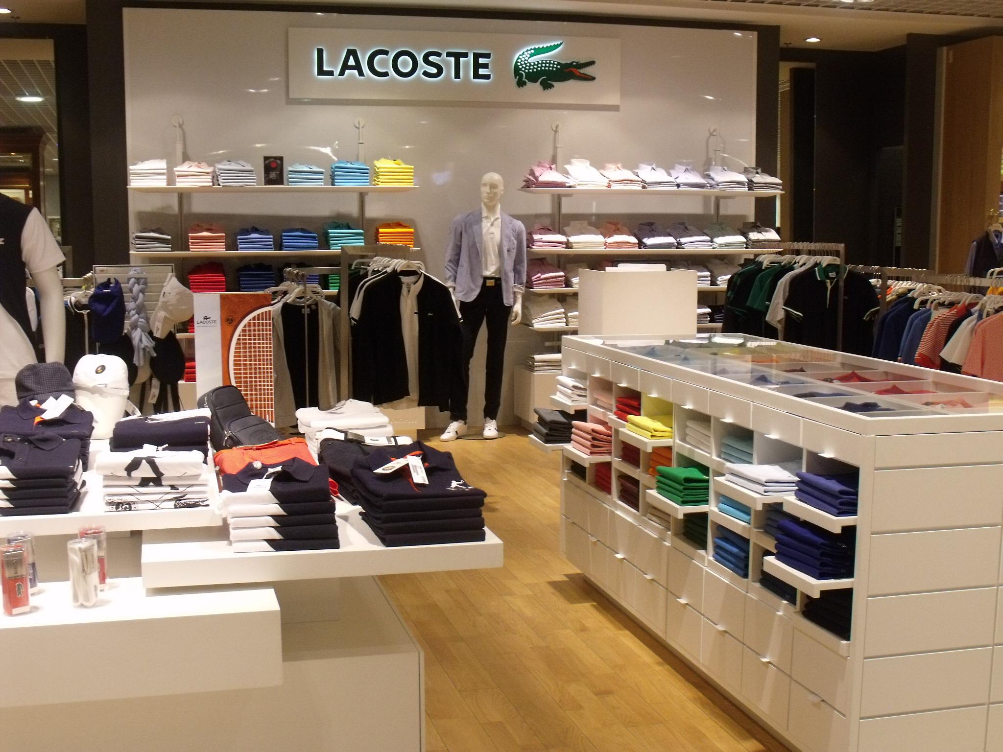 Lacoste Lyon Wi92yedh Part Boutique Dieu 8n0wmN